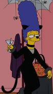 Marge's Cat costume