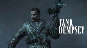 Tank Dempsey Origins intro