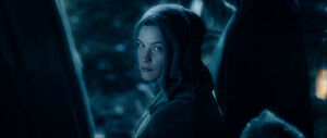 Arwen leaving