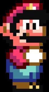 Mario World Mario