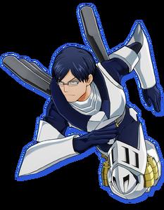 Tenya One's Justice