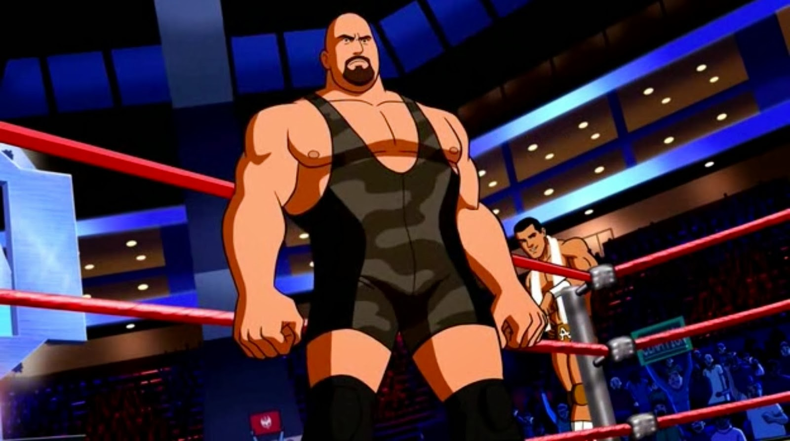 Big Show (Scooby-Doo! Wrestlemania Mystery)