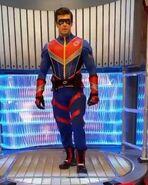 Captain Man New suit