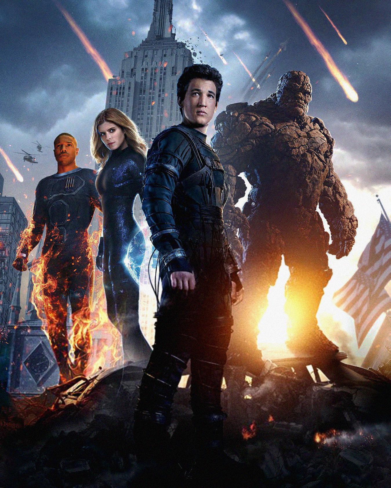 Fantastic Four (2015 reboot)