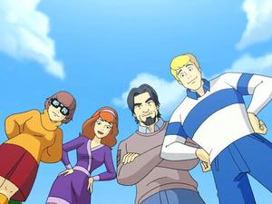 Fred, Rupert, Velma & Daphne