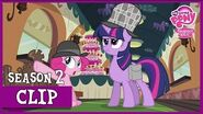 Gathering Evidence (MMMystery On The Friendship Express) MLP FiM HD