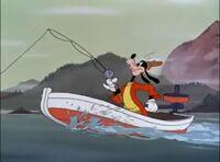 How to Fish boat Goofy