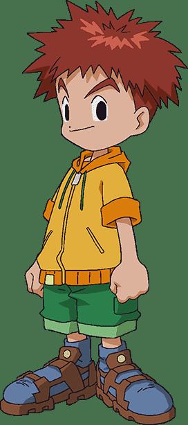 Koshiro Izumi (Adventure:)
