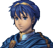 Marth Portrait Young FE11