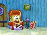 SpongeBob girlish scream
