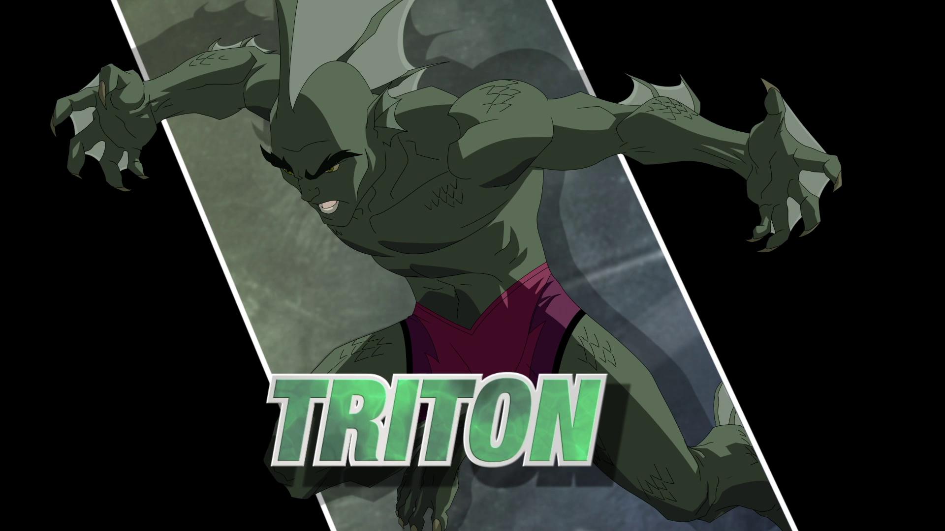 Triton (2010s Marvel Animated Universe)