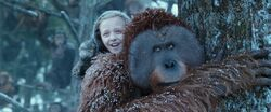 War For The Planet Of The Apes 2017 Screenshot 3795