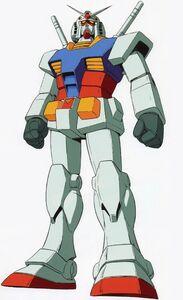 01. RX-78-2 Gundam