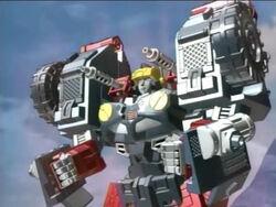 Cybertron Defense Team