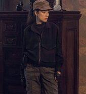 Christian Serratos as Rosita Espinosa in The Walking Dead 435