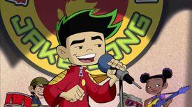 Jake Long sing