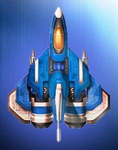 Raiden iv icons by arya74-d35opl7