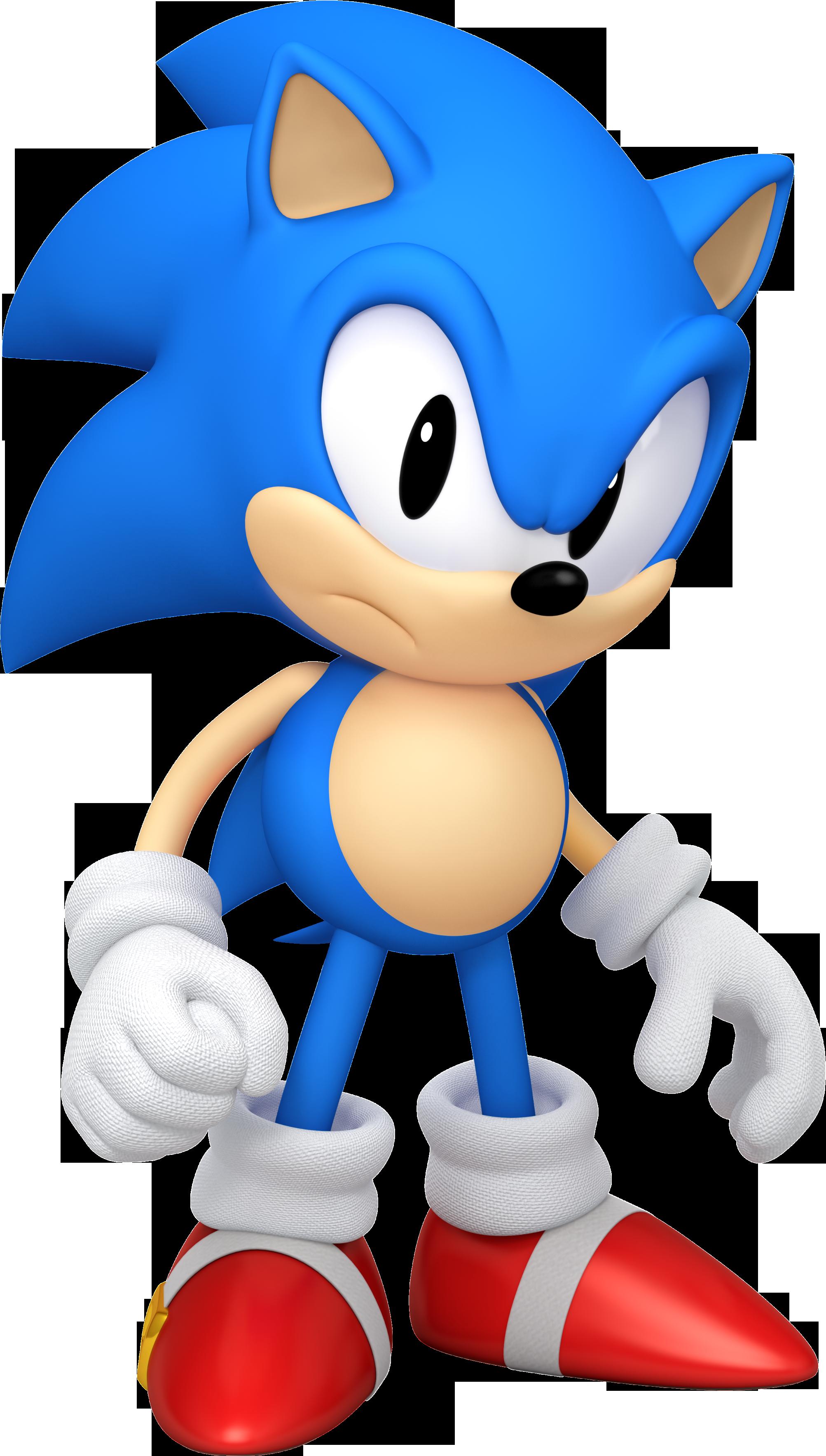 Classic Sonic the Hedgehog