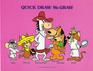 The Quick-Draw McGraw Show