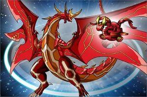 Ultimate Dragonoid Sm
