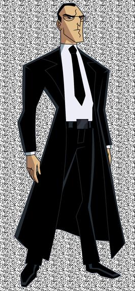 Agent Bishop (TMNT 2003)