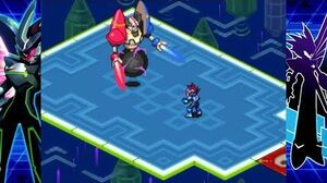 Mega Man Star Force 3 - Part 5 Spade Magnes