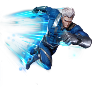 Quicksilver Marvel Super War