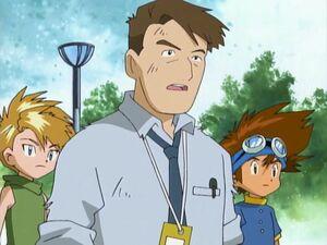 Taichi, Hiroaki and Yamato.