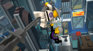 Wu Save Garmadon