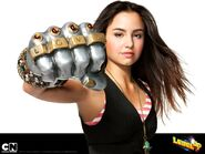Aimee Carrero as Angie in Level Up 54600