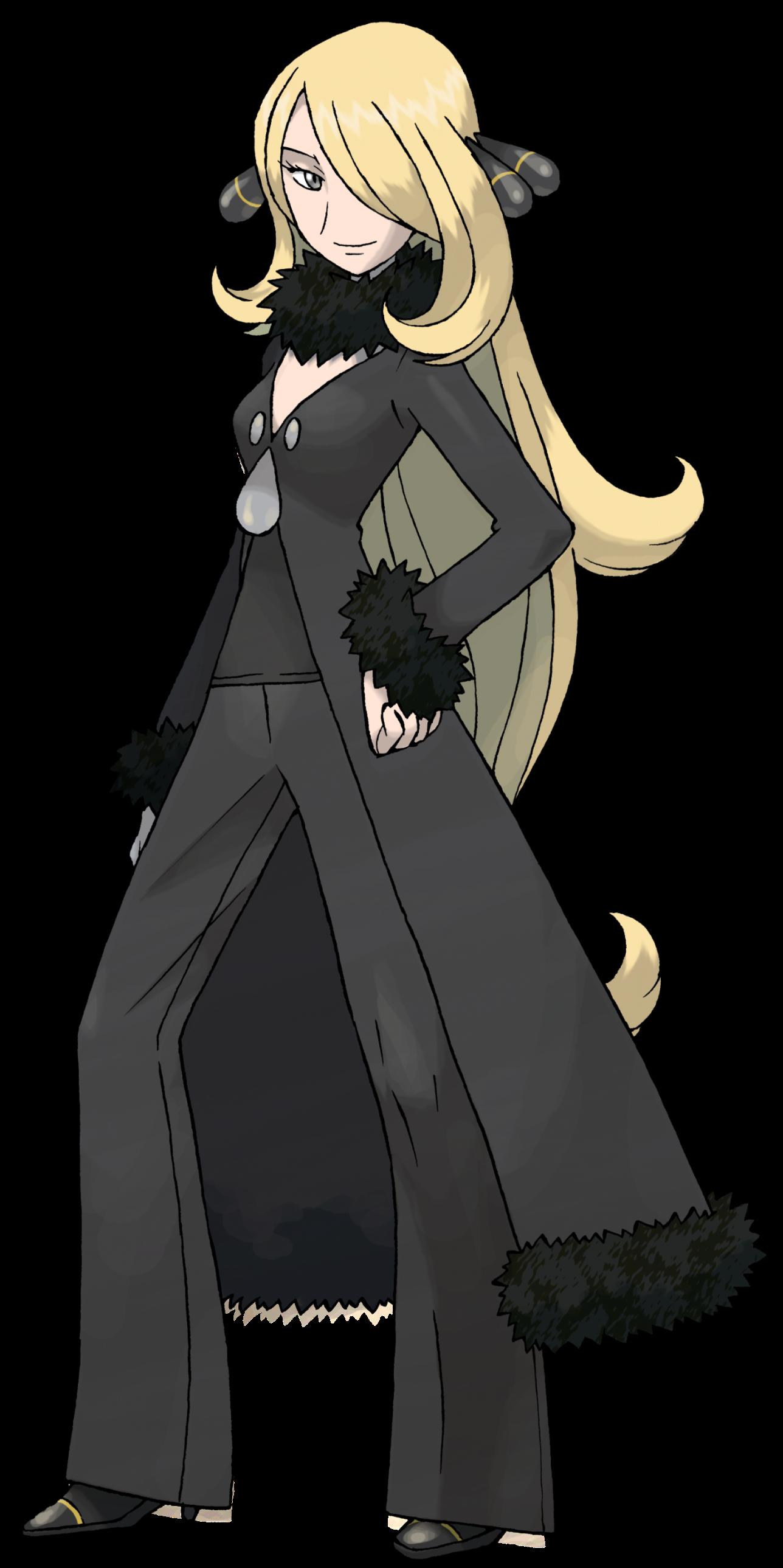 Emeraldblade95/PG Proposal: Cynthia (Pokémon)