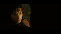 Frodo Baggins and Strider
