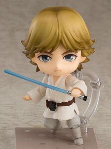 Luke Nendoroid (holding lightsaber)