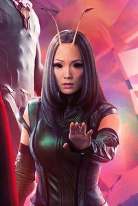 Mantis (Avengers Infinity War Textless)
