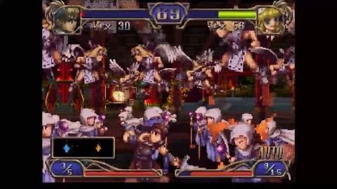 Dragon Force 2 Sega Saturn Longplay Highland (Part 6 12)