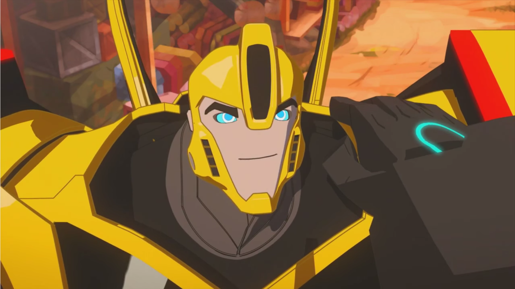 Inferno Lord Red/PG Proposal: Bumblebee (Aligned)