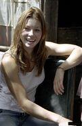 Jessica Biel as Erin Hardesty in Texas Chainsaw Massacre 53