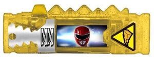 Mighty Morphin Charger