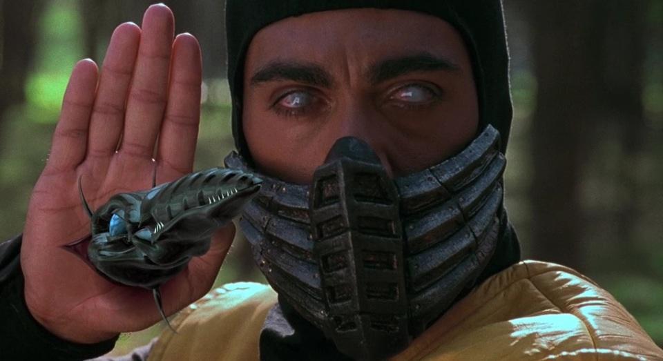 Scorpion (Mortal Kombat)/Synopsis