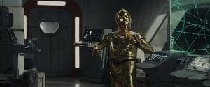 C-3PO - TLJ