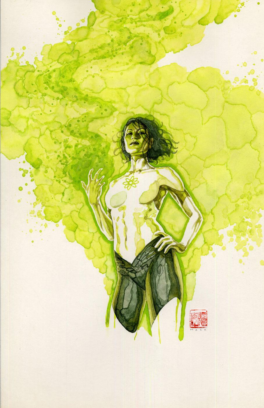 Green Lantern (Jade)