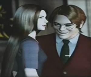 Edea and Cid Kramer