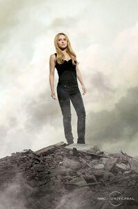 Hayden Panettiere as Claire Bennet in Heroes 8
