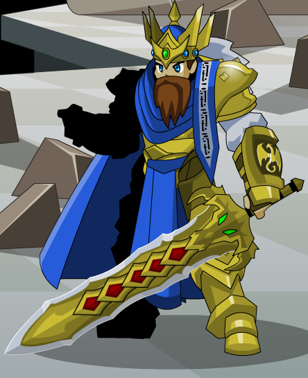 King Alteon the Balanced