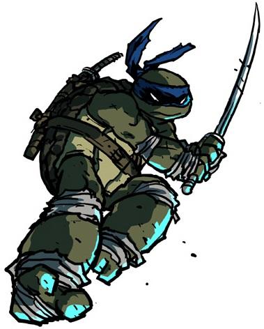 Leonardo (TMNT comics)