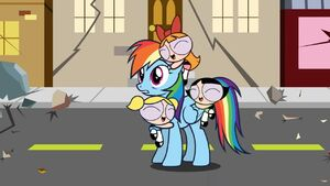 Rainbow-Dash-and-the-Powerpuff-Girls