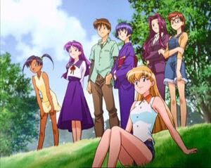 Sakuraba Family