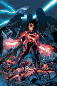 Superboy Vol 6 29 Textless