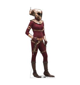 Zorii-Bliss-star-wars-ix-cardboard-standup