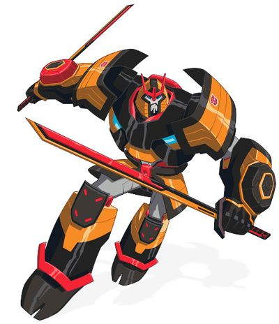 Drift (Transformers: Robots in Disguise (2015)